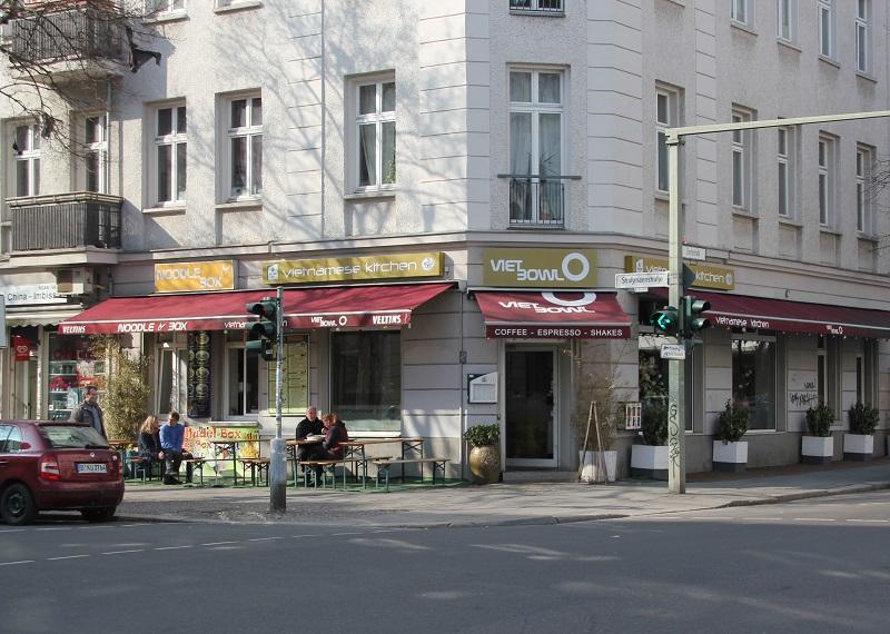 Viet Bowl Strassmannstrasse