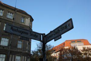 Simon-Dach-Str Boxhagener Str