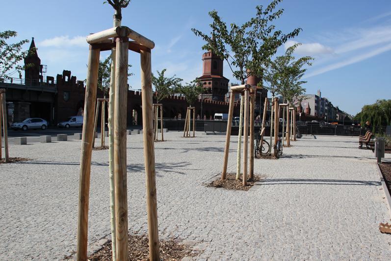Platz Gruenes Tor Friedrichshain
