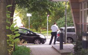 Ordnungsamt Friedrichshain Strafzettel
