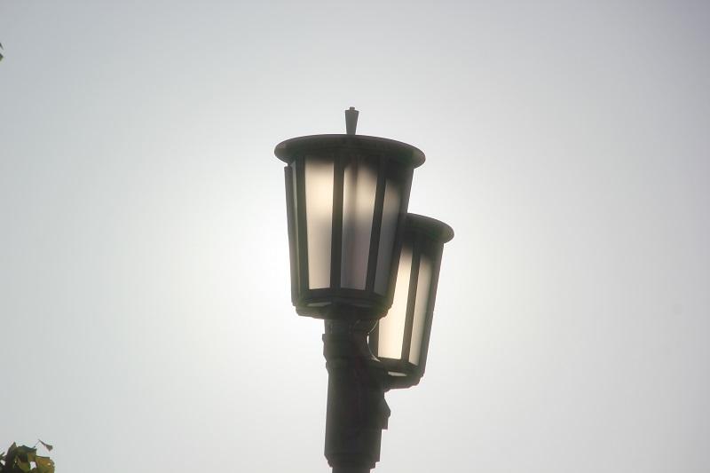 Lampen der KMA