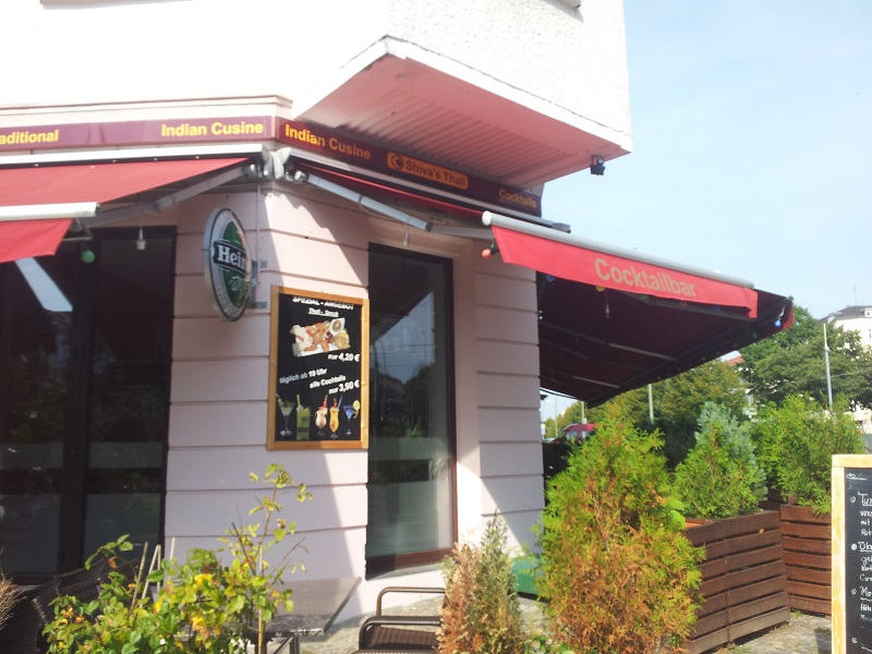 Shivas thali restaurant friedrichshain