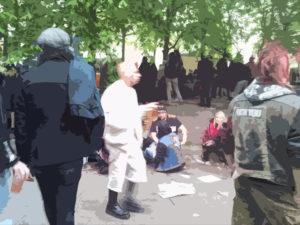 partyszene in Berlin