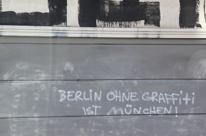 Berlin ohne Graffiti