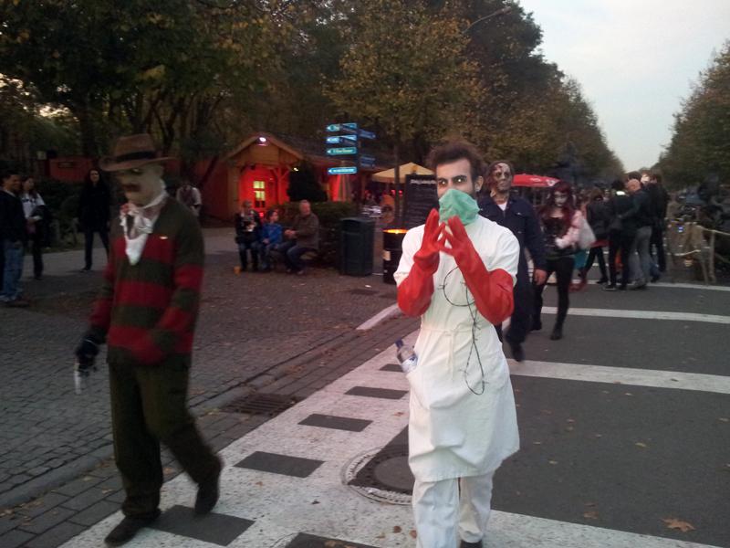 Freddy Krueger und der Arzt