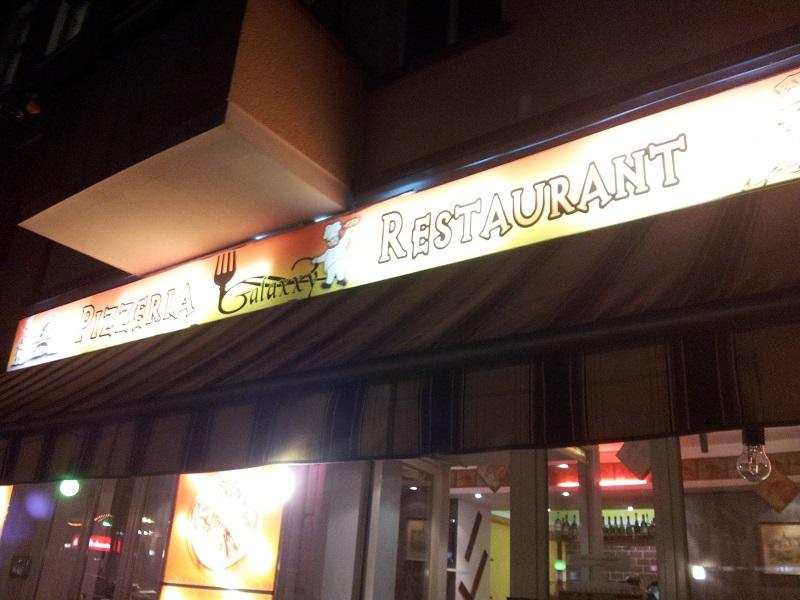 Pizzeria Galaxy Friedrichshain