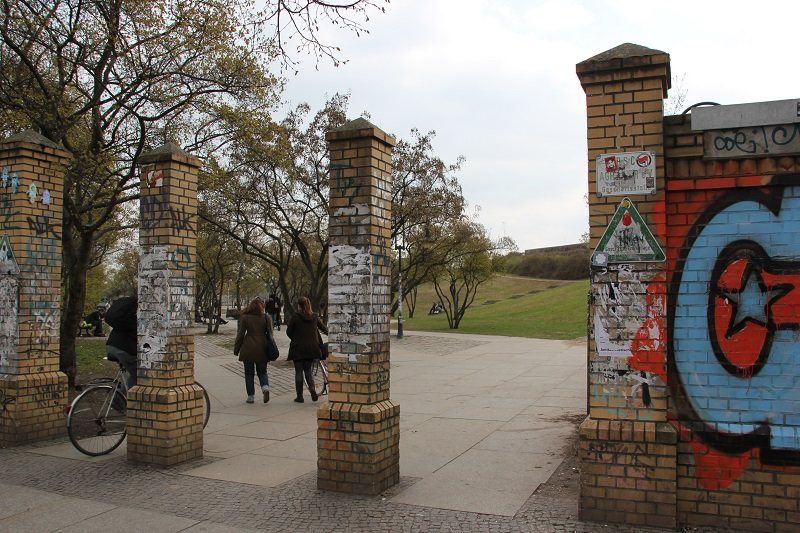 Eingang Goerlitzer Park