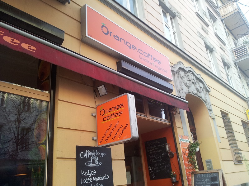 orange coffee friedrichshain