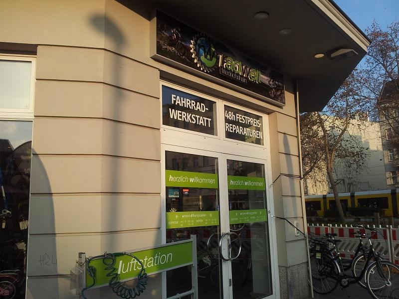 Radwelt Friedrichshain
