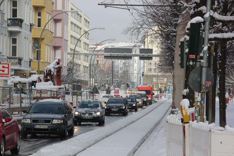 Warschauer Strasse