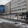 Baustelle Warschauer Strasse