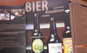 Bier Manufakturen Berlin Buchcover