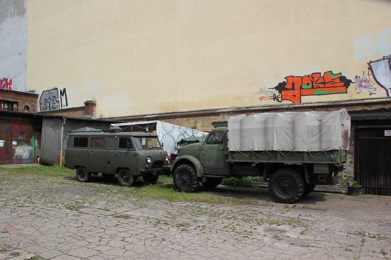 DDR Lkws