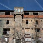 Alte Boehmisches Brauhaus Friedrichshain Ruine