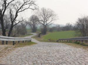 Radweg oestlich von Berlin