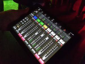 Digitale Soundsteuerung
