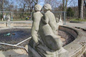 Fischbrunnen Friedrichshain