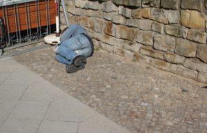 Armut in Friedrichshain