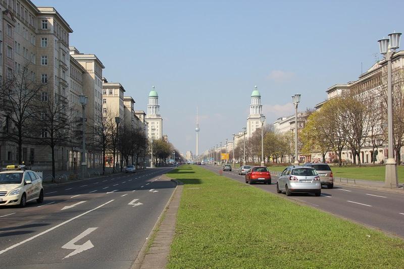 Frankfurter Allee Friedrichshain