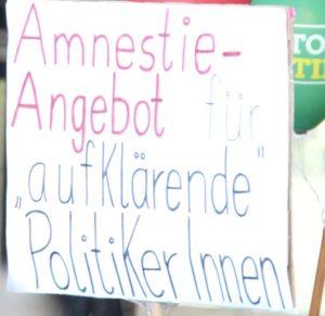 Amnestieangebot
