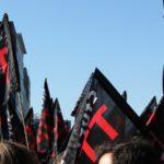 Fahnenmeer TTIP Stoppen