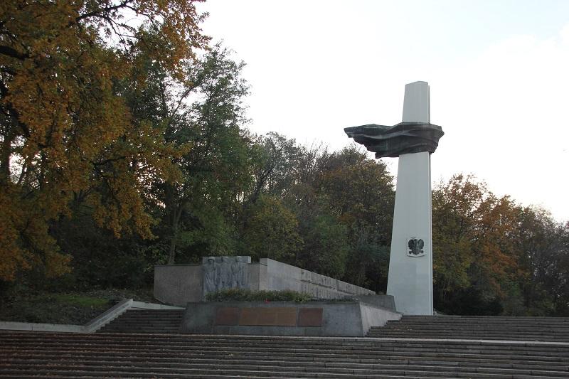 Polnisch deutsches Denkmal Friedrichshain