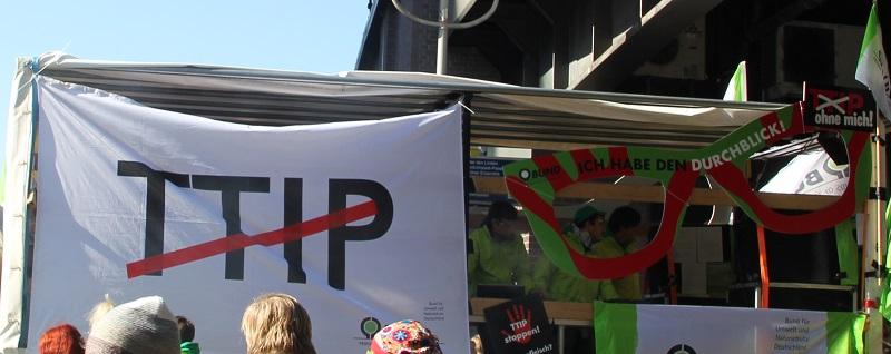 TTIP Stoppen