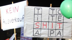 Wortspiel TTIP