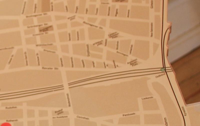 Ostkreuz Plan