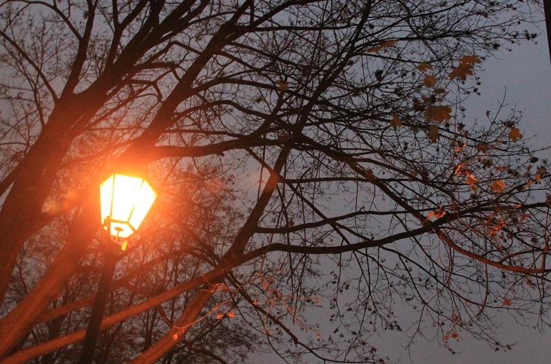 lichtverschmutzung berlin