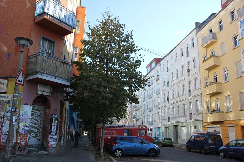 Rigaer Libauer Strasse Friedrichshain