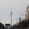Verkehrsleitung Frankfurter Tor