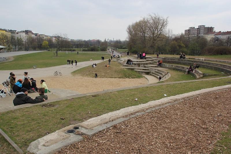Emporen Goerlitzer Park Kreuzberg