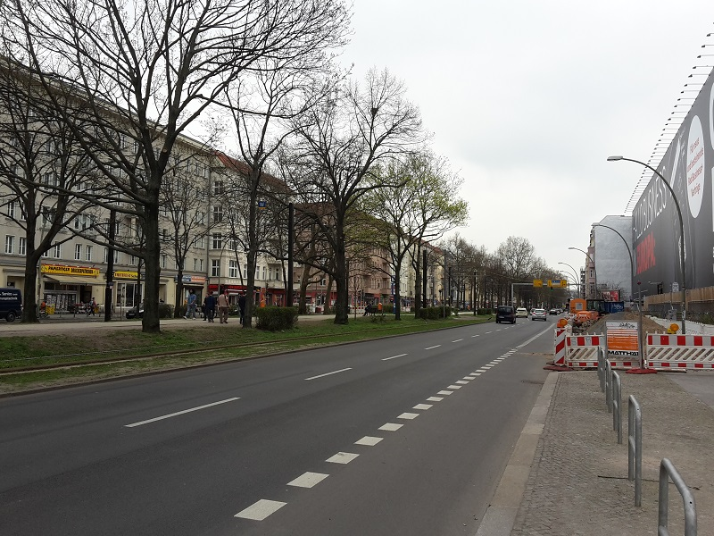 warschauer strasse april 2016