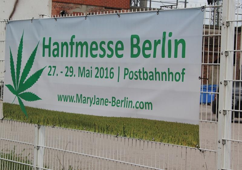 Hanfmesse Berlin