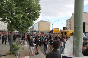 Karneval der Subkulturen mit Unimok