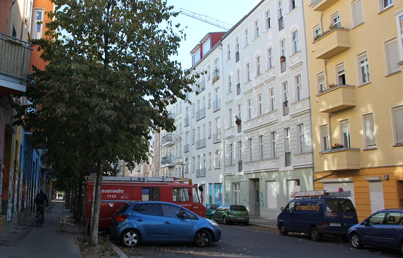 Liebig Strasse Friedrichshain