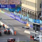 Rennbahn Formel E Rennen