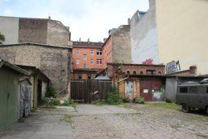 Ehemaliges Moebelfabrikgelaende Rigaer Strasse