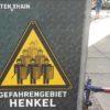 Anti Henkel-Raeumung Werbung