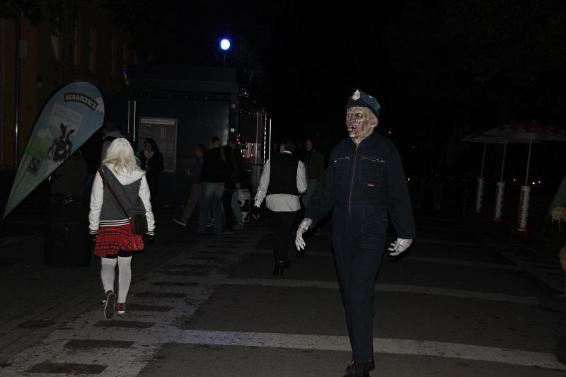 zombie-polizei