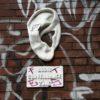 Audio Surveillance Zone Kunst
