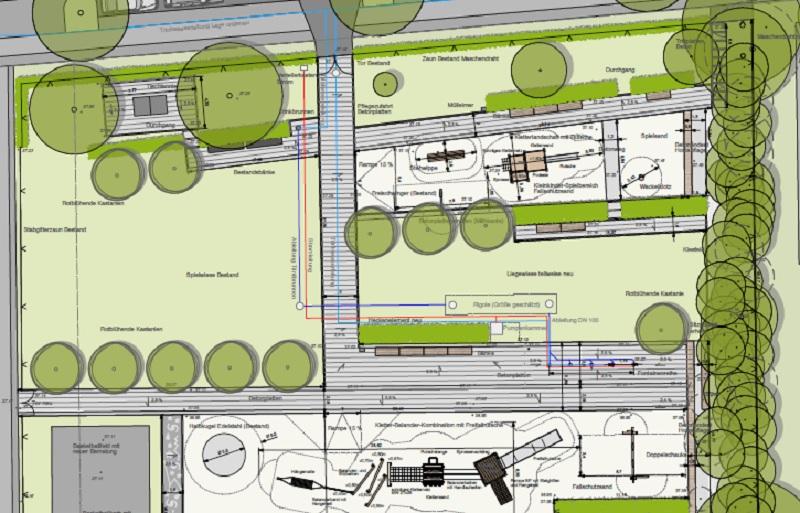 Screenshot Plan Besselpark