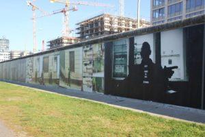 Westside Gallery Mauerszenen