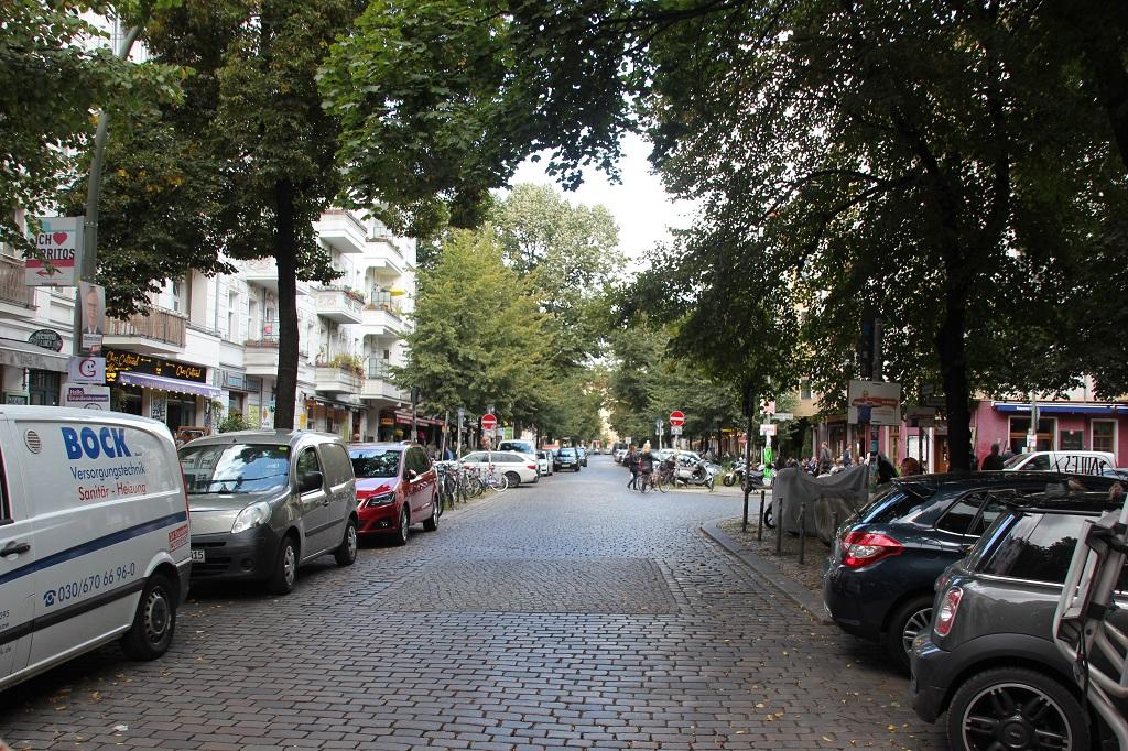 Simon-Dach-Strasse Friedrichshain