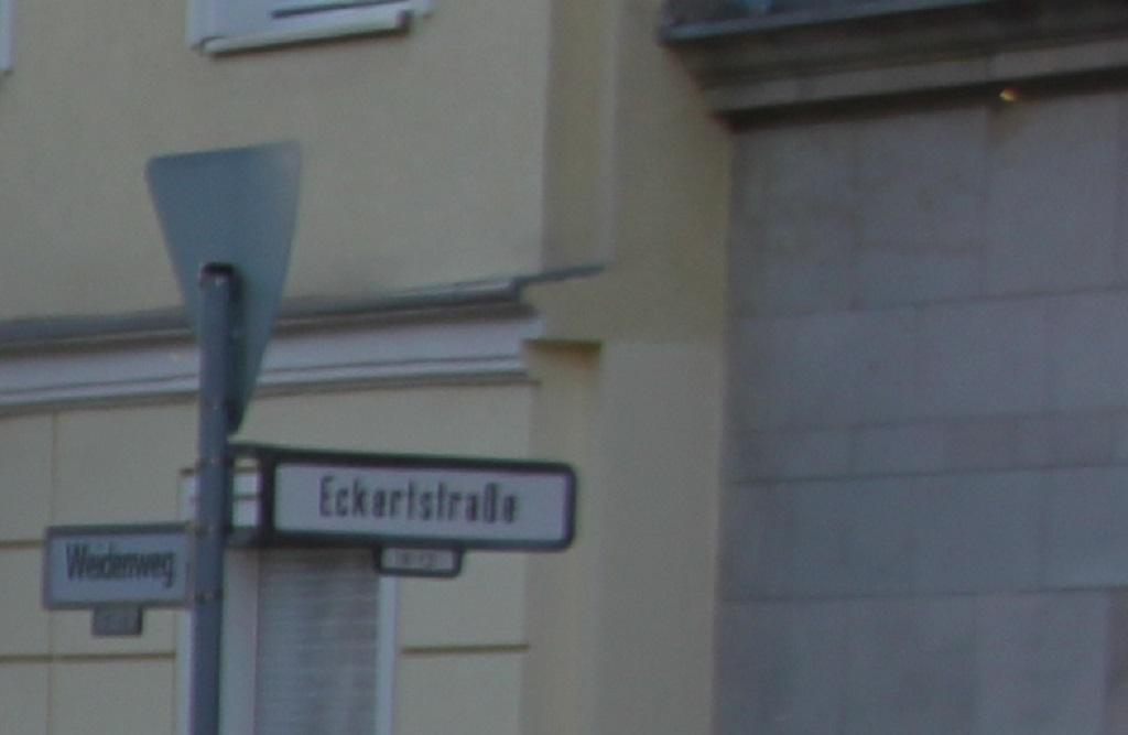 Eckerstrasse Friedrichshain