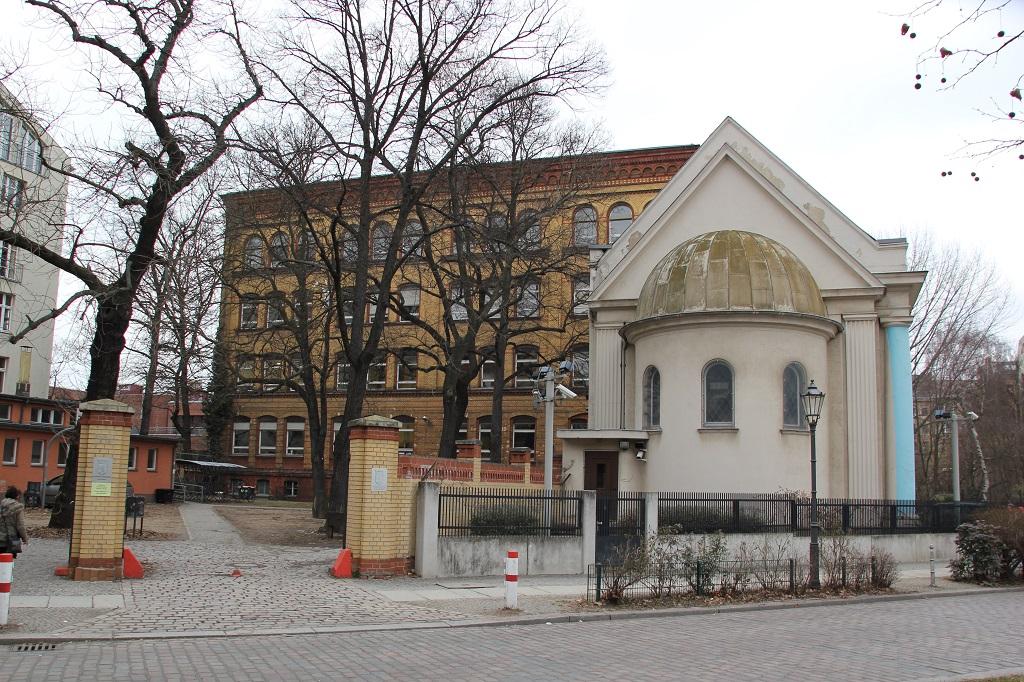 Synagoge Berlin Kreuzberg