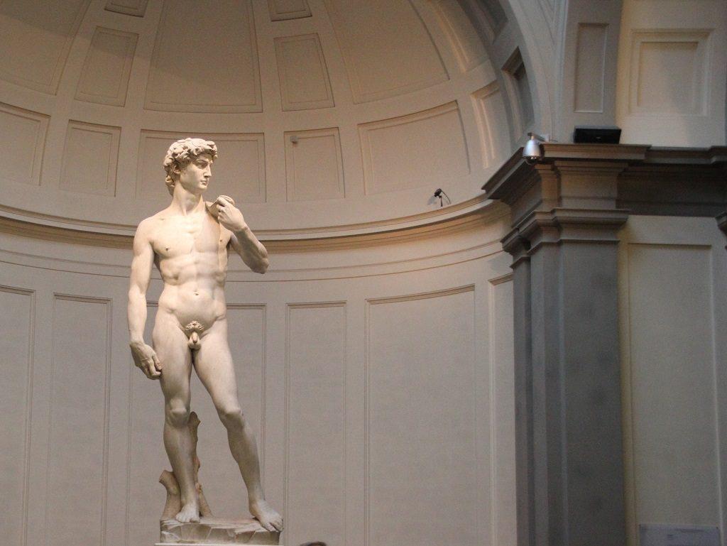 David-Statue-Michelangelo-Florenz