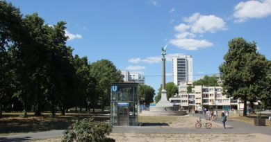 Mehringplatz Kreuzberg