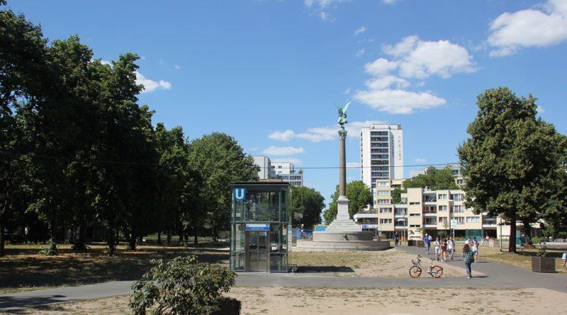 Mehringsplatz Kreuzberg